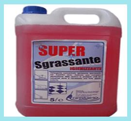 Super Sgrassante