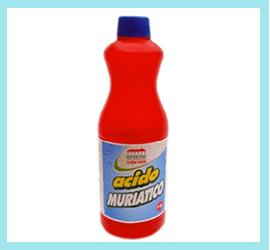Acido Muriatico Acido Cloridrico