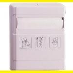 Contenitore a Muro per Coprisedili Igienici
