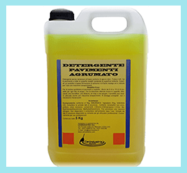 Detergente Pavimenti Agrumato Cerindustrie
