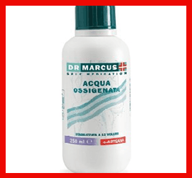 Acqua Ossigenata Dr Marcus