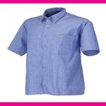 Camicia Manica Corta in Cotone