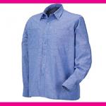 Camicia Oxford Manica Lunga