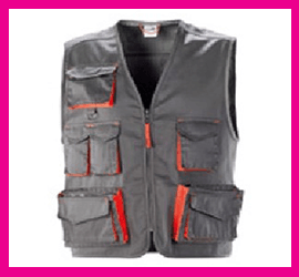 Gilet Multitasche Modello Willis