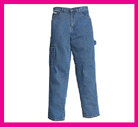 Pantalone Jeans Multitasche