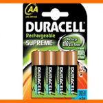 Pile Duracell Stilo Ricaricabili AA