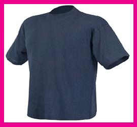 Maglietta Mezze Maniche Girocollo