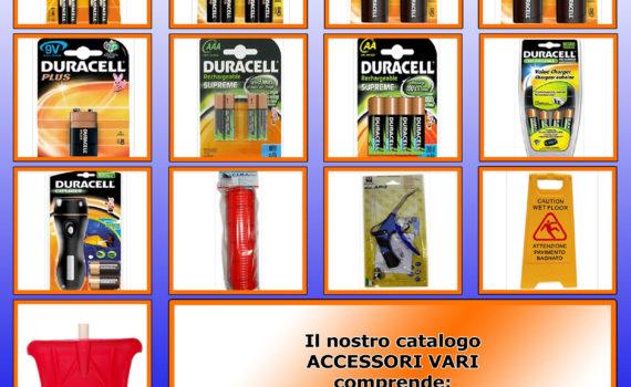 Cover Catalogo Accessori Vari