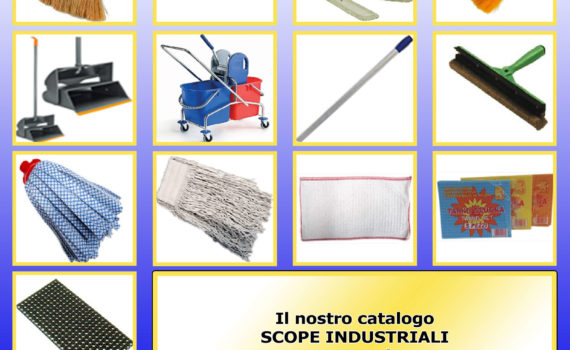 Cover Catalogo Scope Industriali