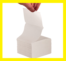 Carta Igienica Interfogliata