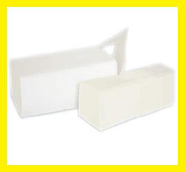 Asciugamani AZ pura Cellulosa