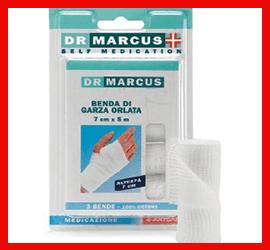 Benda di Garza Orlata Dr Marcus