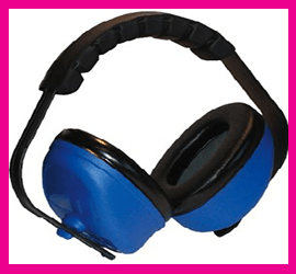 Cuffia Antirumore Ear 5000