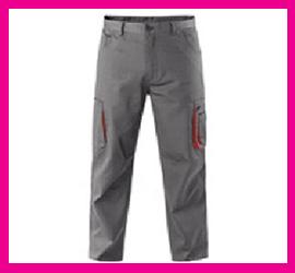 Pantalone Modello Willis in Cotone e Poliestere