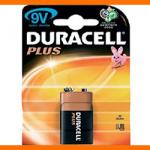 Pila 9V Duracell Plus