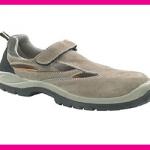 Sandalo Protettivo in Crosta Bovina