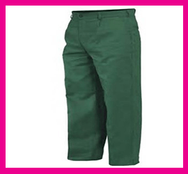 Pantalone da Lavoro Cotone Sanforizzato