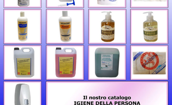 Cover Catalogo Igiene Della Persona